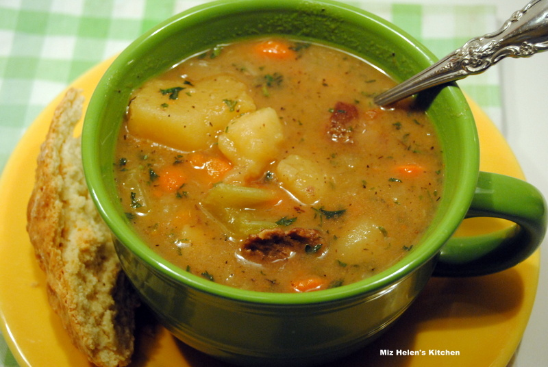Grandma's Irish Stew