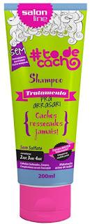 Shampoo Pra Arrasar (SEM SULFATO) - Linha #ToDeCacho