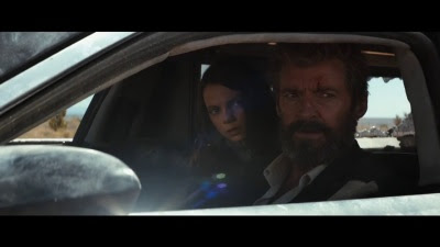 Logan (2017 / Movie) - Trailer 2 (Green B.) - Screenshot