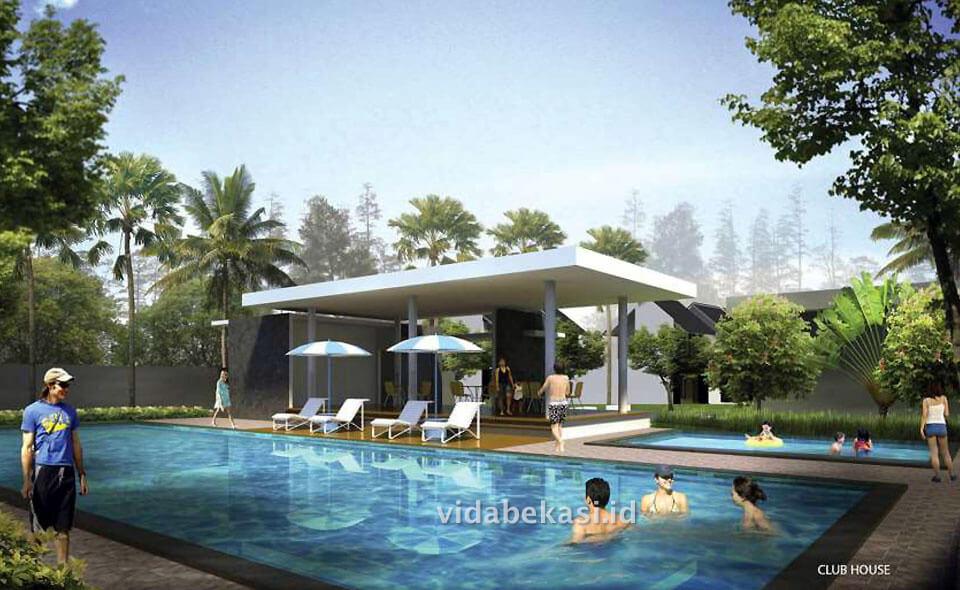 Vida Bekasi Club House