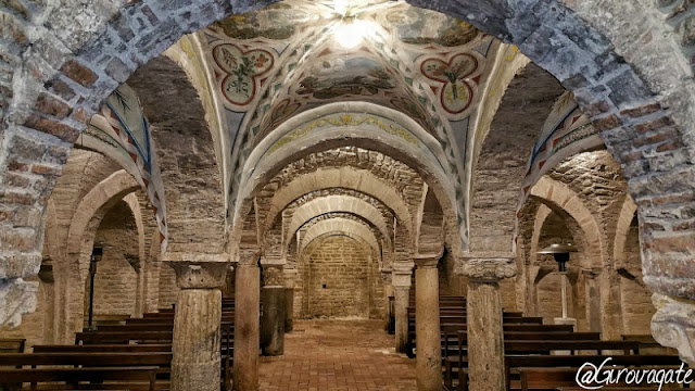 abbazia montecorona umbertide alta umbria