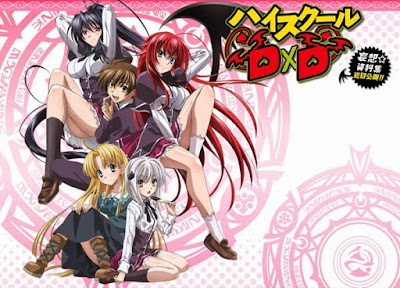 Download High School DxD  Episode 1 - 12 + OVA Subtitle Indonesia