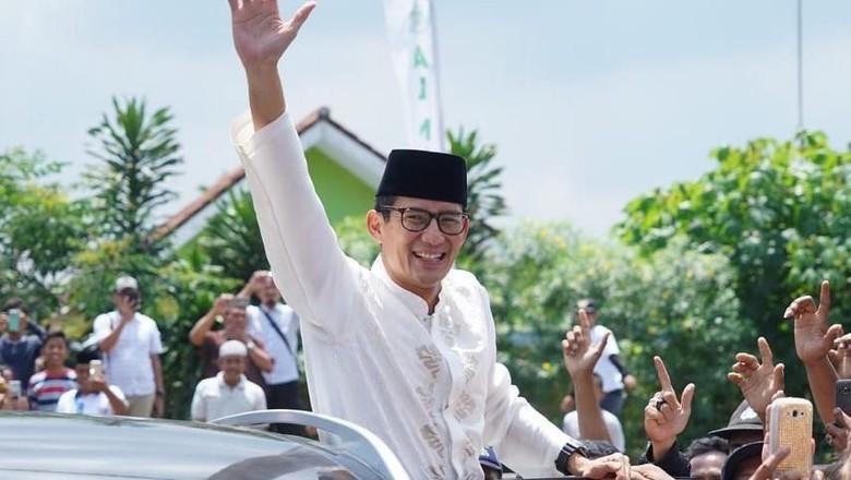 Dituding Sebar Hoax Soal Kasus Nelayan Najib, Sandiaga Dipolisikan Gusdurian Karawang
