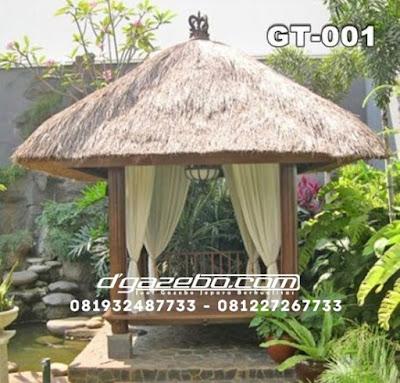 Gazebo Bali