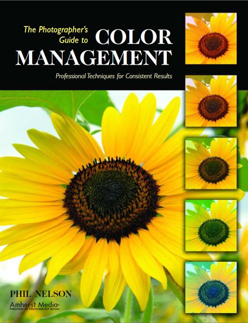 Portada: Guia de gestión del color en Fotografía