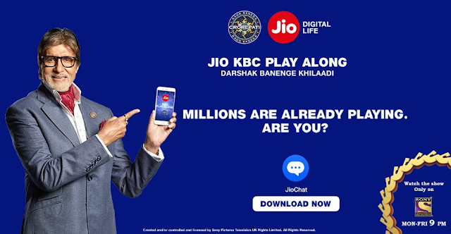 Reliance Jio Lucky Draw Winner
