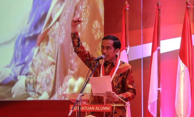 Politisasi Kampus Jokowi Ciptakan Generasi Pragmatis
