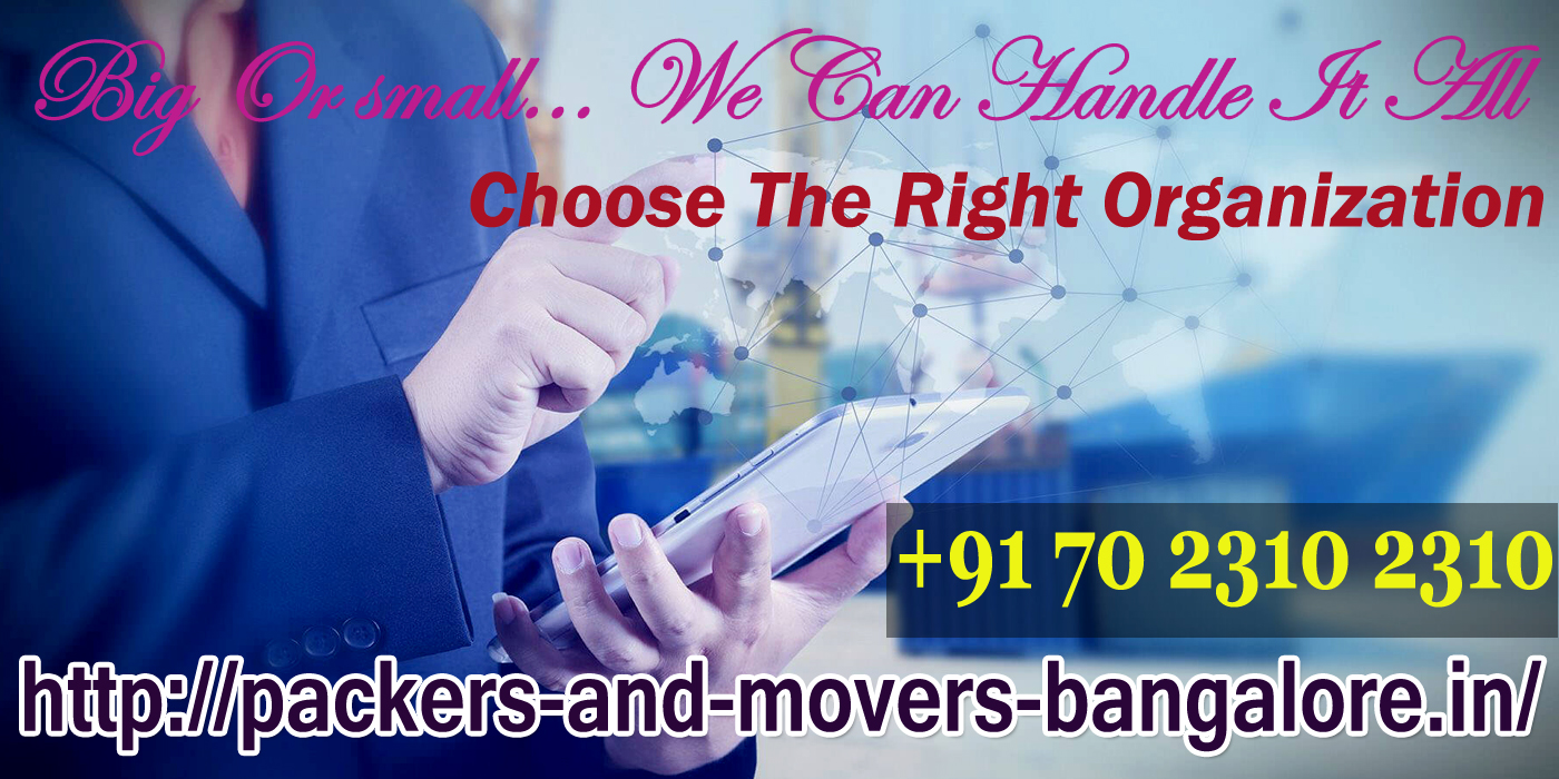 Are You Looking For Storage Facility While Relocating To A Different Place – Top 4 Movers And Packers Bangalore?