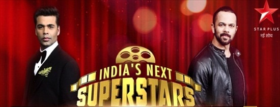 Indias Next Superstars HDTV 480p 200MB 03 February 2018 watch Online Free Download bolly4u