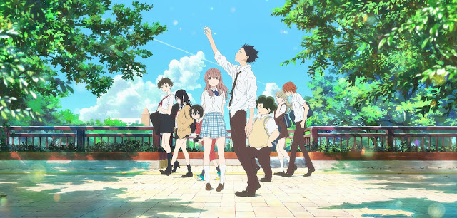 Koe no katachi review wallpaper hd