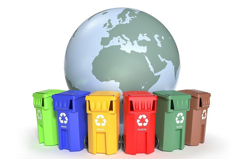 Pengelompokan Sampah pada Bank Sampah Menurut Jenis Materialnya
