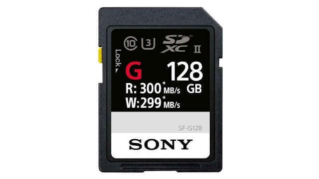 SD card tercepat di dunia