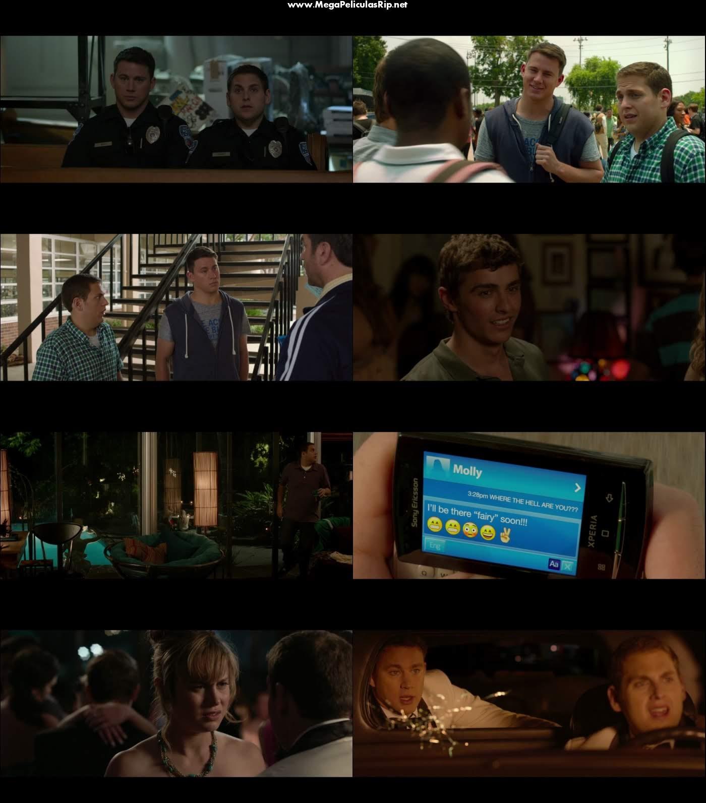 21 Jump Street 1080p Latino