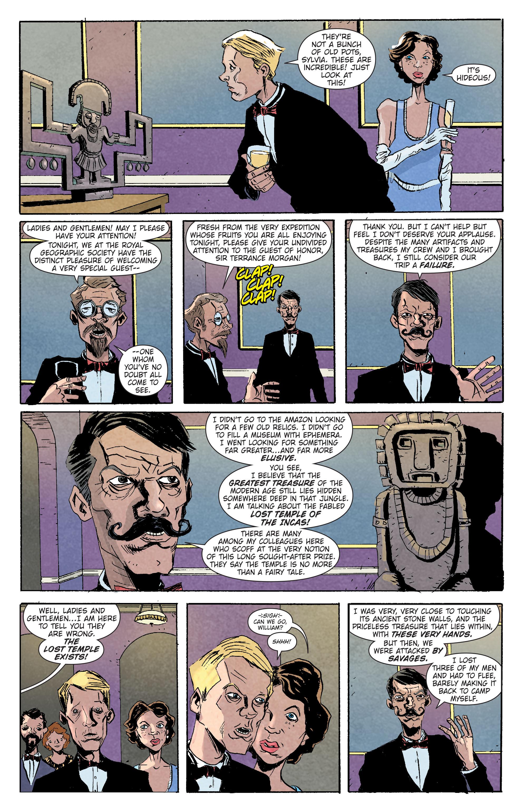 Read online Trillium comic -  Issue # TPB - 27
