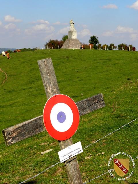 VITRIMONT (54) - Mémorial de la bataille du Léomont (20 août - 10 septembre 1914)