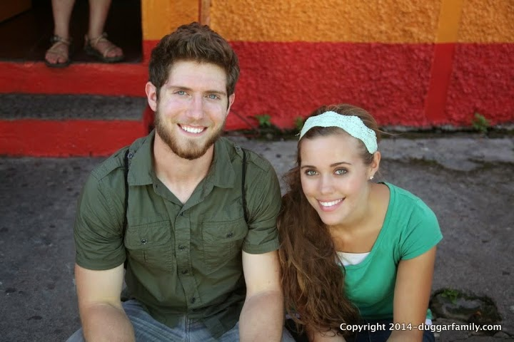Ben Seewald and Jessa Duggar courtship