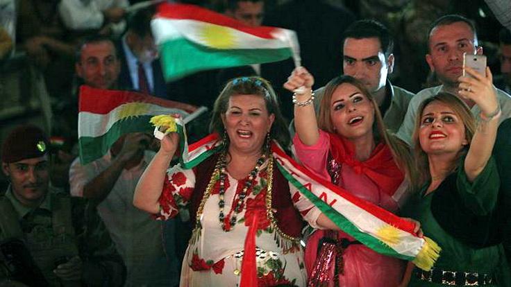 Ιστορικό δημοψήφισμα ανεξαρτησίας των Κούρδων
