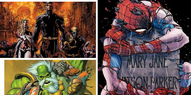 7 Komik Marvel Terbaik yang Berlatar di Masa Depan, dari Messiah Complex sampai Old Man Logan