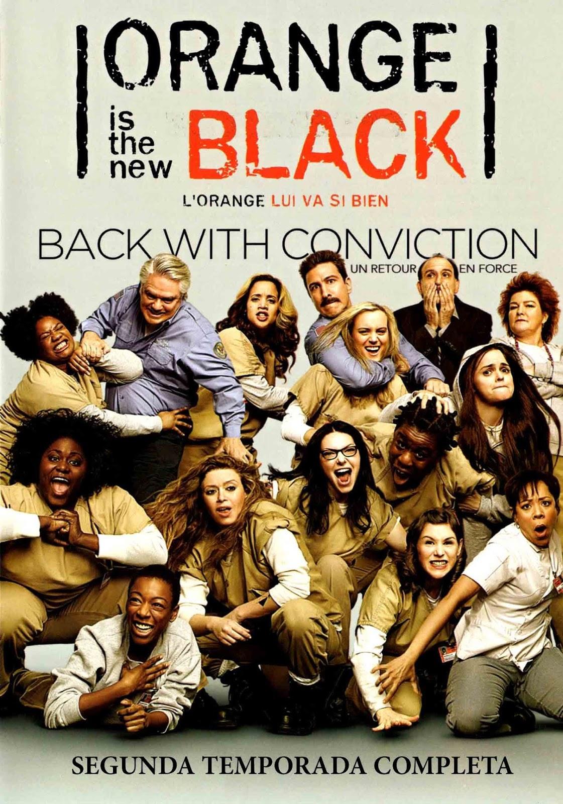 Orange Is the New Black 2ª Temporada Torrent - Blu-ray Rip 720p Dual Áudio (2014)