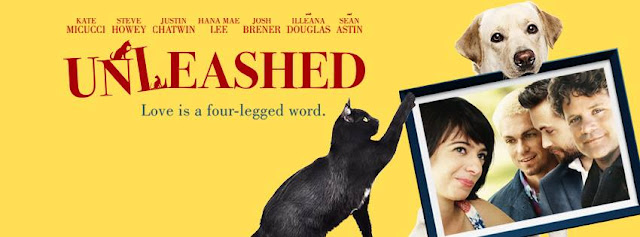 Movie @Unleashed_2016 is available now + win a copy #TeamCat or #TeamDog