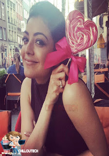 Kajal Aggarwal special Valentine day in indian cinema actresses