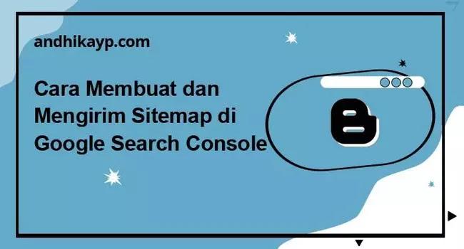 cara submit sitemap di webmaster tools
