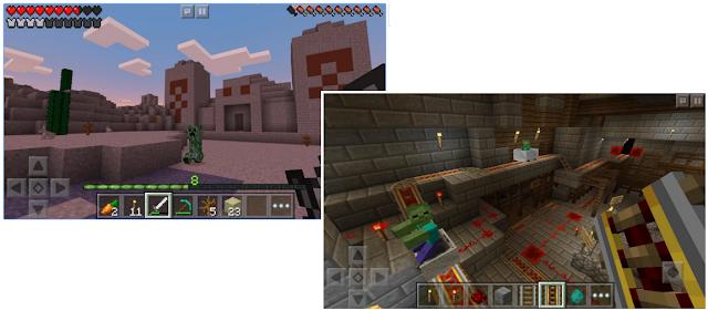 Minecraft Pocket Edition v0.15.0 Apk Mod