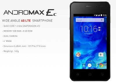 HP Andromax 4G Yang Murah