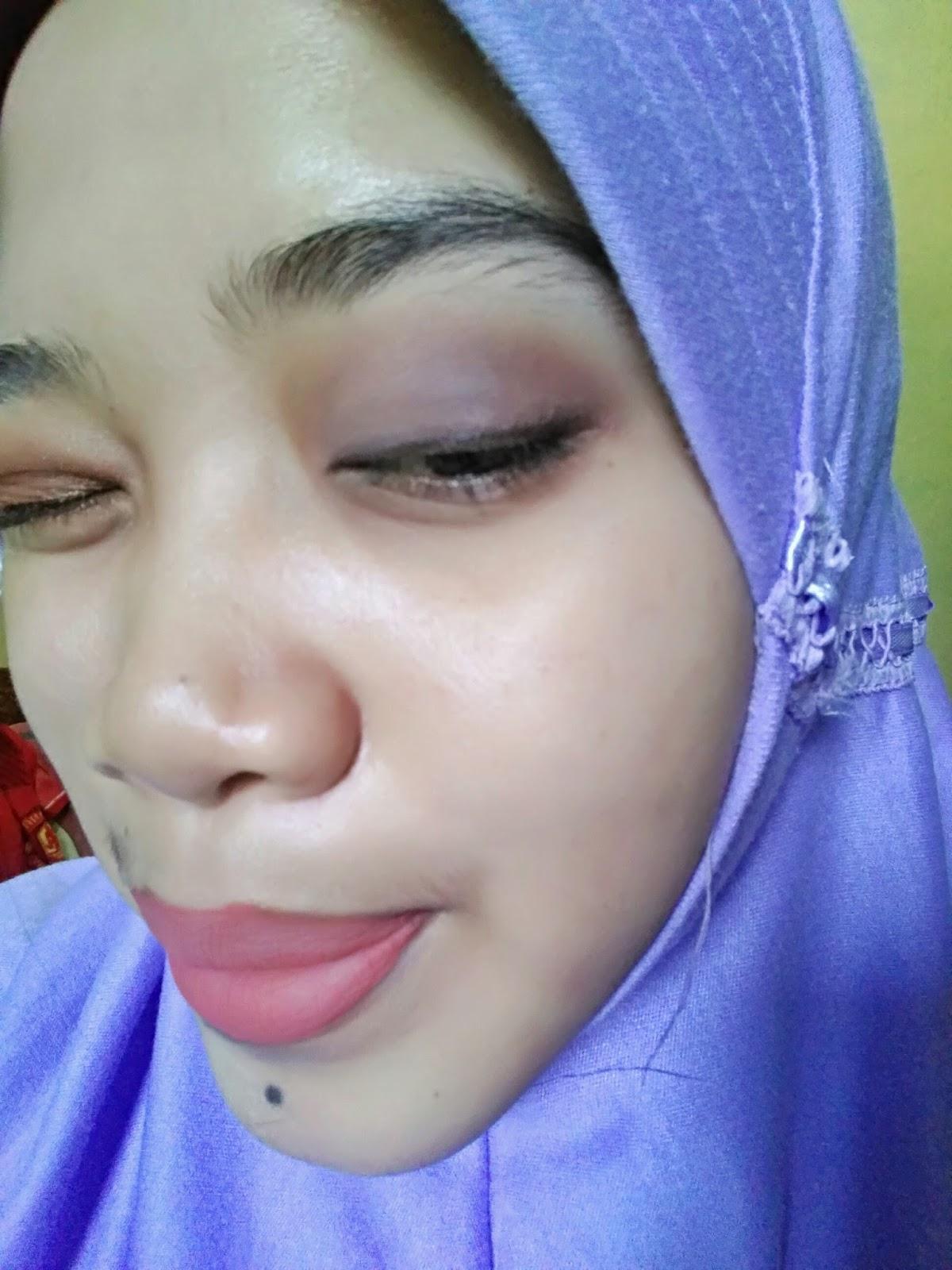 Eyeshadow Wardah seri A dan seri G