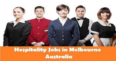 Hospitality Jobs in Melbourne Australia