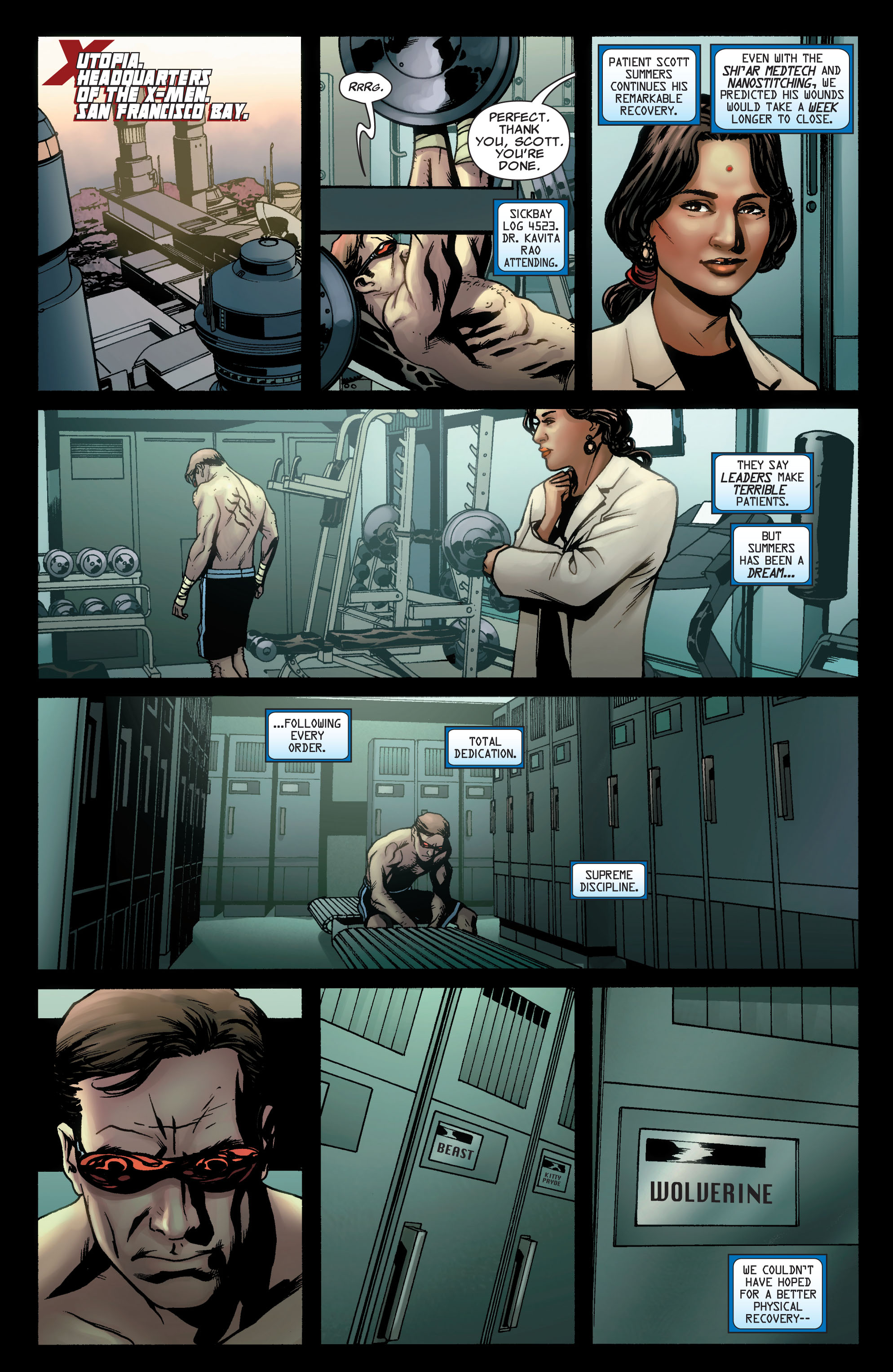 Read online Astonishing X-Men (2004) comic -  Issue #44 - 3