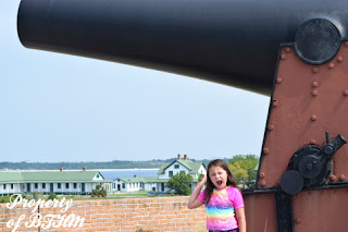 fort pickenscannon and miss grace