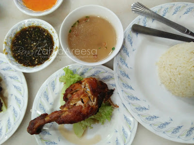 Doli Kueytiaw Goreng Taiping, Nasi Ayam Doli