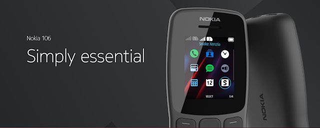 Nokia 106 Launched In India - Specifications & Price
