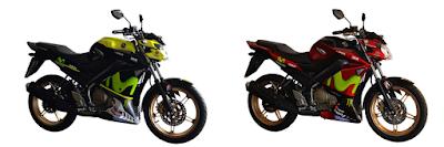 Kredit Motor Yamaha Vixion KS Custom Movistar