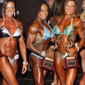 Twana Barnett-Ferguson Bodybuilding