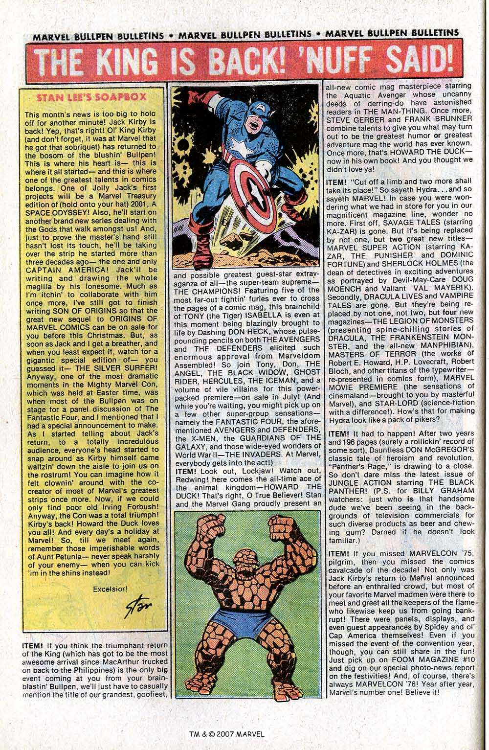 Ghost Rider (1973) Issue #14 #14 - English 30