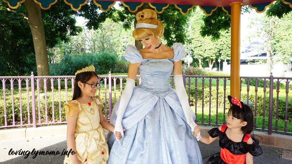 Cinderella - Hong Kong Disneyland magic