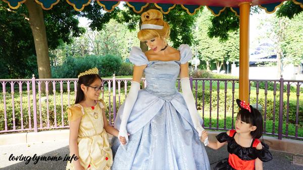 Cinderella - Hong Kong Disneyland