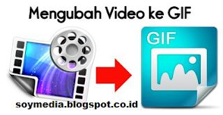cara merubah file video ke format .gif