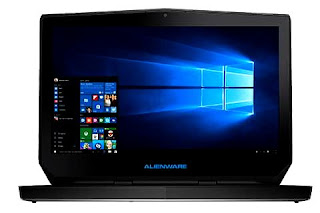 Dell Alienware Echo 13 R2 AW13R2-10012SLV Review