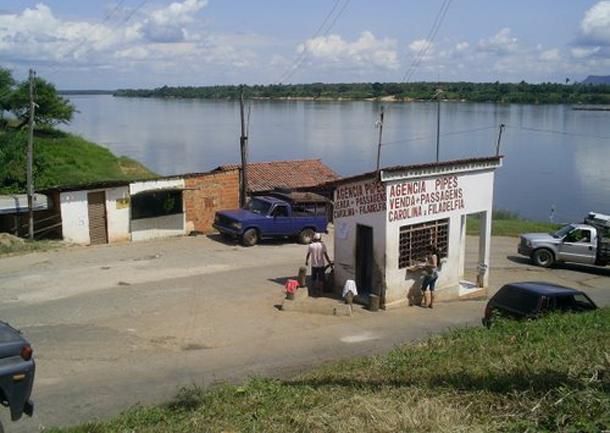 แม่น้ำที่ยาวที่สุดในโลก, แม่น้ำโทแคนทินส์อยู่ในประเทศบราซิล โทแคนทินเป็นภาษาทูปิ (Tupi) ที่หมายถึงจยอยปากของนกทูแคน ความยาวประมาณ 2,640 กิโลเมตร