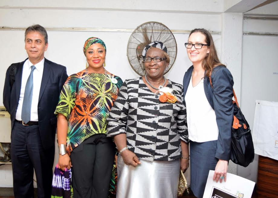 Fadan Rolls Out Challenges Facing Fashion Industry In Nigeria To Visiting World Bank Team Paul Ukpabio S Blog