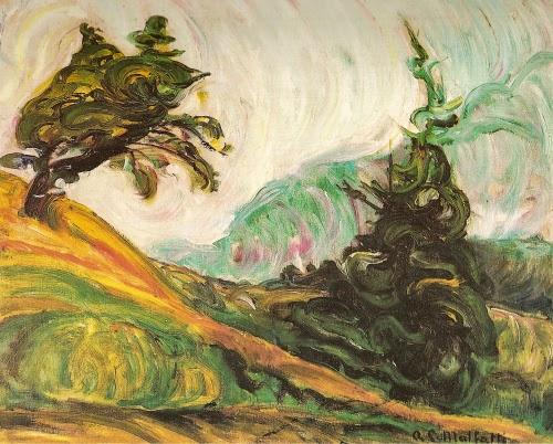 Ventania - Anita Malfatti e suas principais pinturas ~ Pintora brasileira