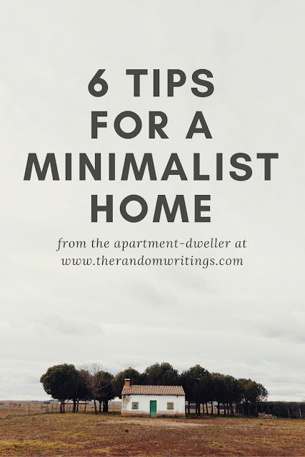 6 Tips for a Minimalist Home