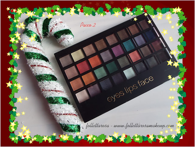 contest giveaway make up natale 2015