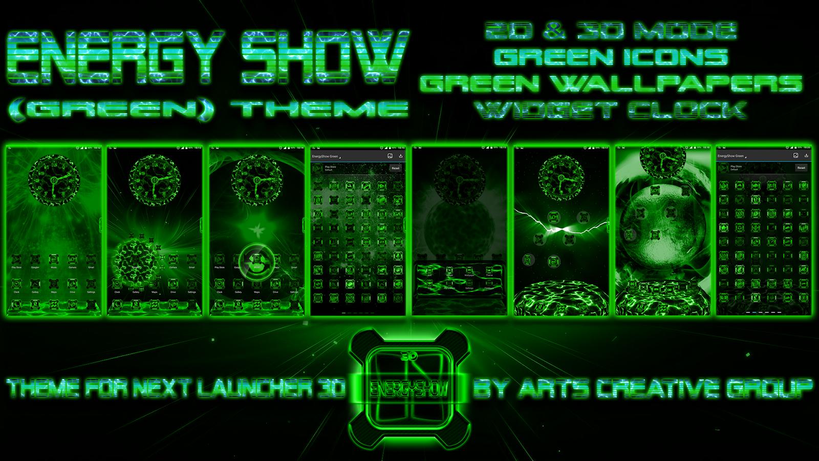 Next_Launcher_Theme_EnergyShowGreen3DW.p