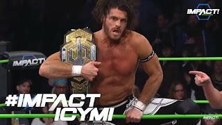 TNA - Matt Sydal despoja a Ethan Carter III en Genesis del Grand Impact