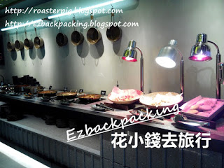 沙田下午茶任食韓國菜