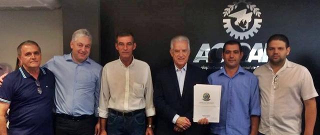 Nova Cantu: Zé Carlos participa de reunião com deputados
